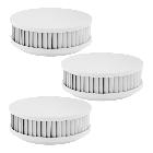 Pyrexx Rilevatore di fumo ibrido PX-1, bianco/bianco