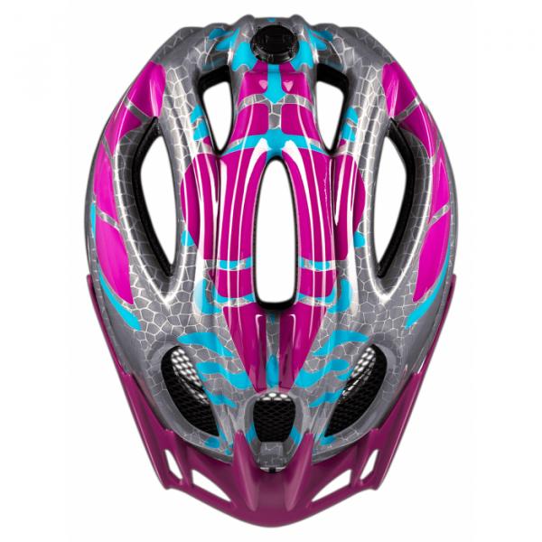 Meggy K-Star casco da bicicletta per bambini
