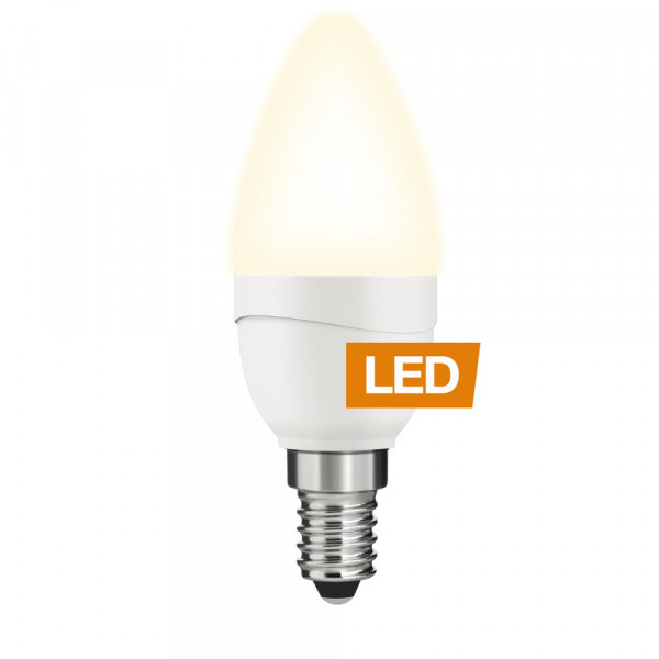 LEDON LED-Lampe Kerze B35 nicht dimmbar