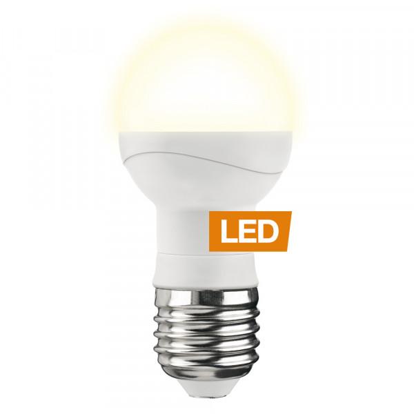 LEDON LED-Lampe Tropfenform P45 E27 5W nicht dimmbar an