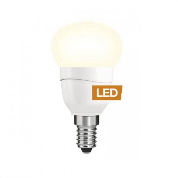 Lampa LED LEDON: Candela, P45, 5W, E14, non-dimmerabile