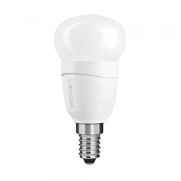 Lampada LEDON LED: a forma di goccia, P45, 5W