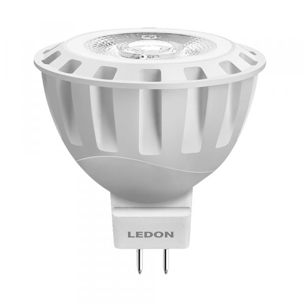 LEDON Lampada a LED: Spot, GU5.3, 6W