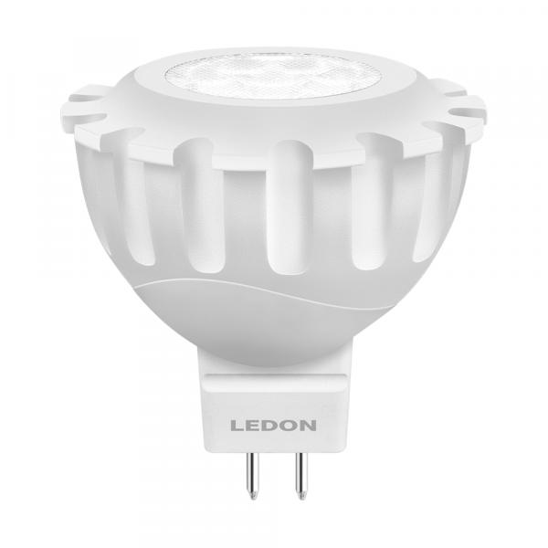 LEDON Lampada a LED: Spot, GU5.3, 8W