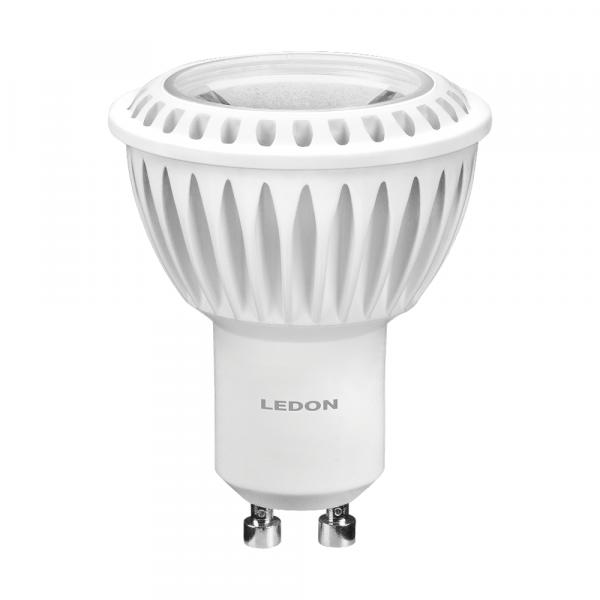 LEDON Lampada LED: Spot, GU10, 4W
