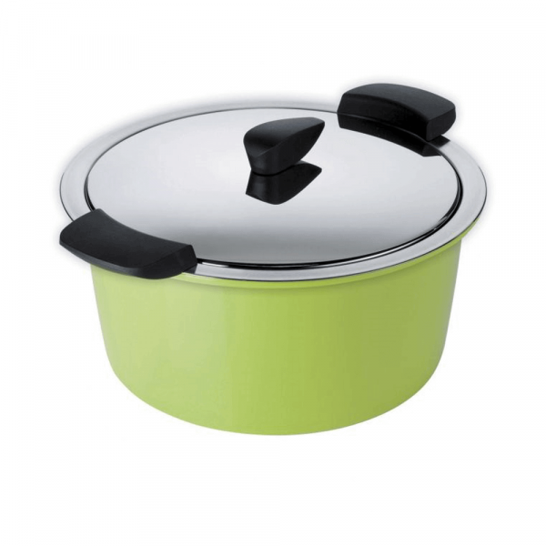 HOTPAN® Servierkasserolle 2L, grün