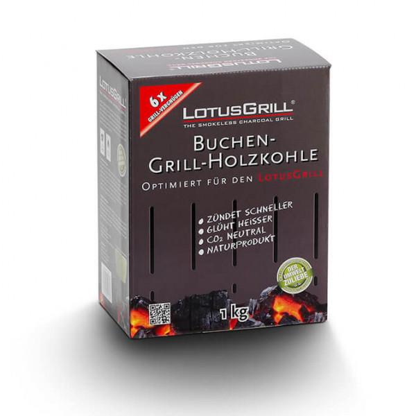 Carbonella di faggio LotusGrill 1 kg