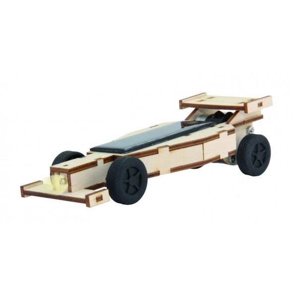 Auto da corsa solare