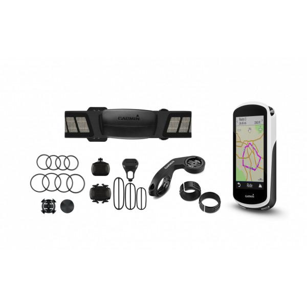 GARMIN Fahrrad GPS Edge 1030 Bundle
