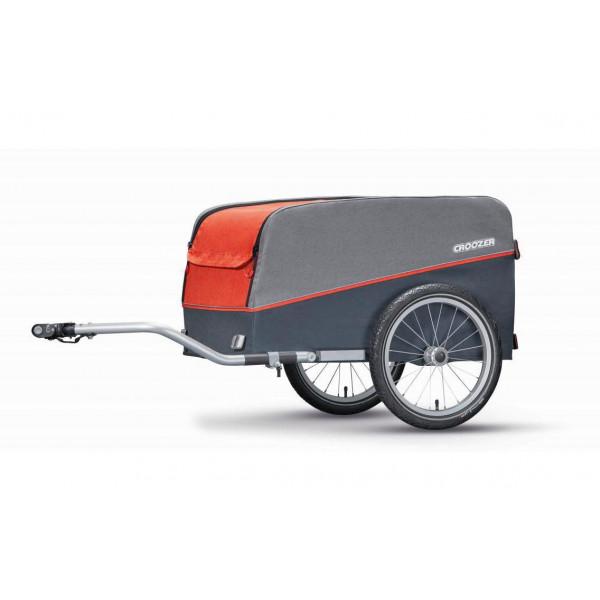 Croozer rimorchio per bici Cargo Pakko Campfire Red