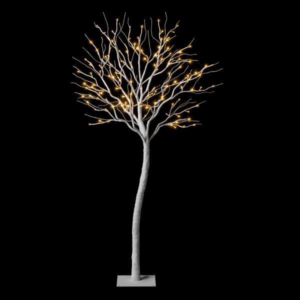 Albero delle fiabe bianco, 150cm