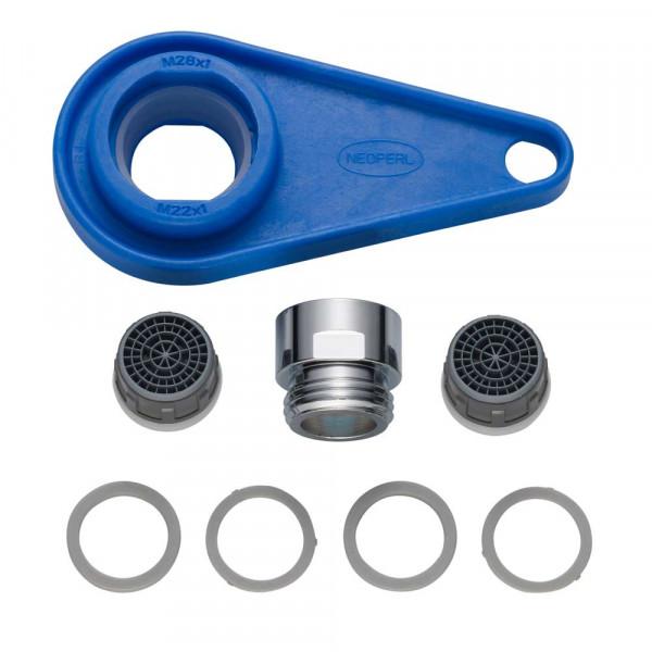 Neoperl Wasserspar-Set CC SLC AC